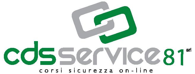Logo CDS Service 81 srl