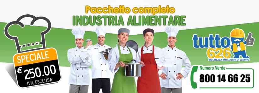 offerta promozionale industria alimentare