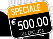 500€ sicurezza sul lavoro