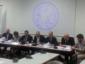 Protocollo Intesa Uni Parma Sicurezza Stradale