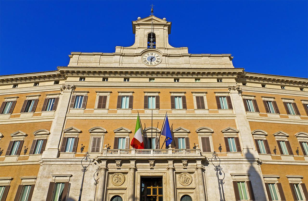 Sicurezza sul lavoro e haccp nella riforma del titolo v for Roma parlamento